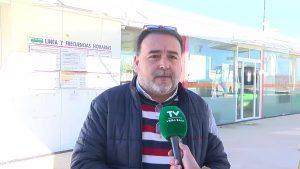 El PSOE de Almoradí critica el mal estado de la estación de autobuses