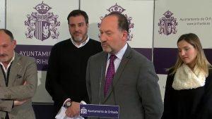 Bascuñana reitera que se siente respaldado por su partido