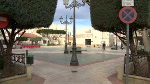 Mejoras en el centro urbano de Formentera