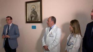 La Purísima queda permanentemente expuesta al culto en la Capilla del Hospital de Torrevieja