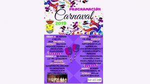 Todo preparado en Benejúzar para celebrar el carnaval