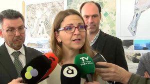La Consellera de Medio Ambiente apoya a los citriagricultores en su quejas a la UE