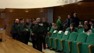 Guardia Civil y Profesorado abordan el Plan de convivencia y mejora de seguridad en los centros