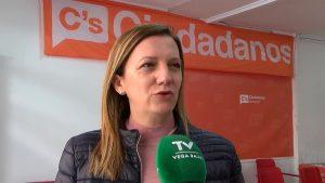 María Quiles se postula para ser la número 1 de Cs por Alicante en las CCVV
