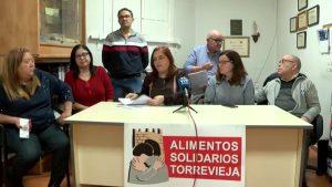 Alimentos Solidarios se ve obligada a cerrar sus puertas ante la falta de subvención