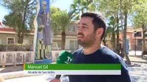 San Isidro restaura su monumento más emblemático