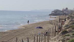 Salvar las dunas de Guardamar: una actuación medioambiental «inminente»