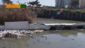 La CHS hace un llamamiento para frenar el uso como vertederos de los azarbes que llegan al río Segura