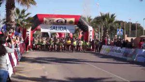 800 corredores se dan cita en el III Medio Maratón «Dama de Guardamar»