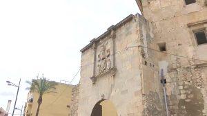Cableado polémico en el Colegio Diocesano Santo Domingo