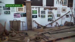 La Escuela de los Trabajos Artesanales del Cáñamo recibe la medalla al mérito cultural de Callosa