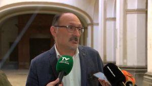 Almagro defiende que la permuta de San Agustín beneficia a Orihuela