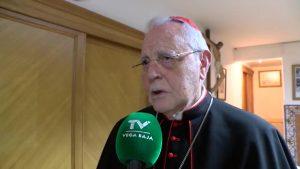 El Cardenal Amigo exhorta a las cofradías guardamarencas a la auténtica vivencia de la Semana Santa
