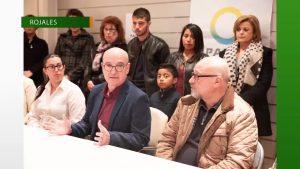 La Asamblea del PADER valida a Desiderio Araez como candidato a la alcaldía de Rojales