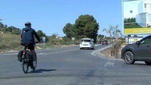 OOPP aprueba el proyecto para sustituir el cruce entre la CV95 y la CV945 de acceso a Los Montesinos