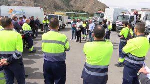 Desconvocada la huelga de basuras en Orihuela