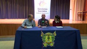 Callosa presenta un plan de inclusión social