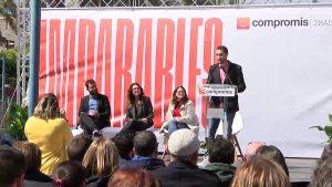 Compromís presenta en Orihuela sus candidaturas