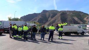 Comisión de control para vigilar los acuerdos de la basura en Orihuela