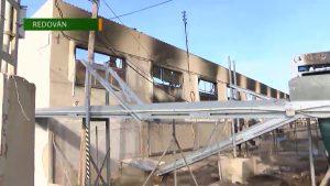 Un incendio arrasa una granja avícola en Redován
