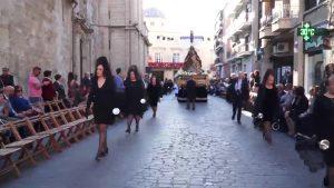 La Vega Baja se vuelca con el inicio de la Semana Santa