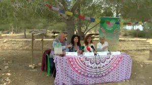 Aplazado el Festival Madre Tierra por las lluvias previstas para el fin de semana