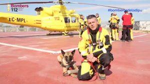 Los bomberos de la provincia han realizado una treintena de rescates en lo que llevamos de 2019