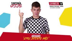 Arkano pone voz a la Vuelta Ciclista a España 2019