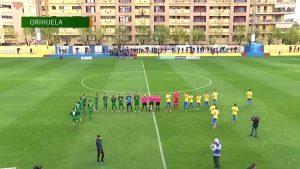 El Orihuela CF está a un partido de ser campeón de liga