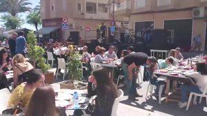 El Festival de la Preconquista llena Orihuela de música y ambiente festero