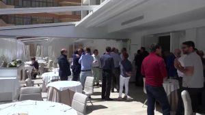 Los candidatos a la Alcaldía de Guardamar presentan sus programas electorales ante los rotarios