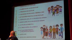 Expertos abordan en Los Montesinos cómo prevenir y combatir el acoso escolar