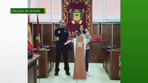 Policías, Ayuntamiento y Generalitat financian los chalecos antibalas en Callosa
