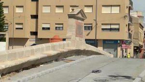 La rehabilitación del puente de Rojales va para largo