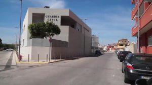 Detenidas seis personas en Jacarilla, Almoradí y Molina de Segura