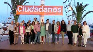 Cs Torrevieja presenta su candidatura a las municipales con un mensaje de regeneración política