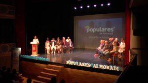 Populares Almoradí presenta su candidatura y proyecto