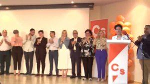 Ciudadanos Almoradí presenta una lista «sin mochilas ni ninguna deuda política»