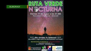 «Ruta Verde Nocturna» en Almoradí