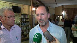 Bascuñana explica sus propuestas a los vecinos de La Matanza