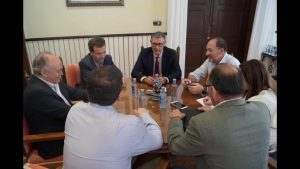 Orihuela cede unas instalaciones municipales a la CHS para albergar un servicio de guardería fluvial