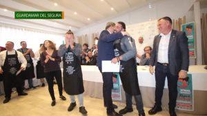 El premio del V Concurso Nacional de Cocina de la Ñora y el Langostino de Guardamar se va a Tenerife