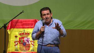 Vox presenta a su candidato a la alcaldía de Orihuela
