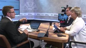 Seguimiento masivo al programa especial de Elecciones 26M en TVVB