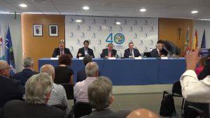 La Comunidad de Riegos de Levante clausura el XIV Congreso Nacional de Regantes