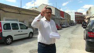 Renovación de calles para Dolores