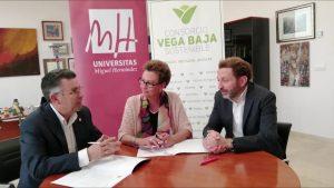 El Consorcio Vega Baja Sostenible convoca una beca para estudiantes de máster