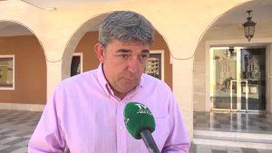 José Luis Sáez valora los excelentes resultados obtenidos por el PSOE en las elecciones municipales