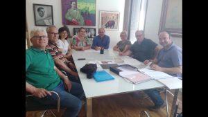 Patrimonio se reúne con los vecinos interesados en conocer el proyecto de recuperación de norias