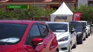 La Asociación del Automóvil de Almoradí inaugura su XXIV Feria con 400 vehículos en exposición